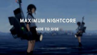 Nightcore - Side to Side (Male Version)