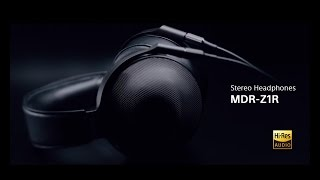 Sony Signature Series Headphones MDR-Z1R Official Product Video
