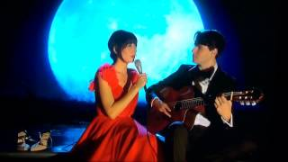 Karen O @2014 Oscars The Moon Song Live Performance
