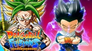 Dragon Ball Fusions Opening/Intro Cinematic
