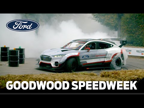 Ford at Goodwood Speedweek 2020