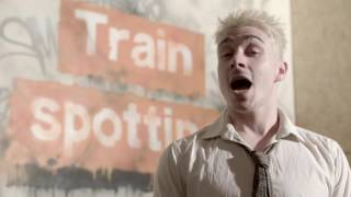 Introducing Sickboy from Trainspotting LIVE