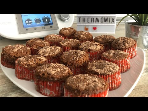 Brownie Saludables/ Brownie Thermomix / Recetas saludables Thermomix