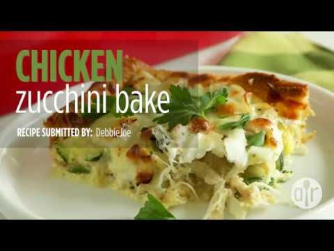 How to Make Chicken Zucchini Bake | Dinner Recipes | Allrecipes.com