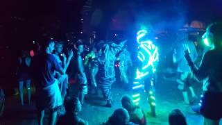 Ozora festival 2017 aliens