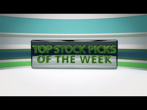 Top Stock Picks for the Week of April 30th