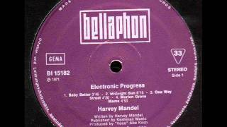HARVEY MANDEL  Baby Batter  70s Rare Groove