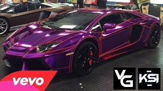 KSI - Lamborghini (ft. Vanoss) Hoodini