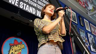 Meg Myers - Some People (Acoustic) LIVE HD (2018) Hollywood Amoeba Music