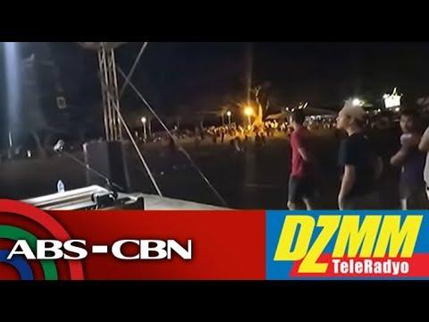 10 kabataan dinampot matapos 'manggulo' sa new year concert
