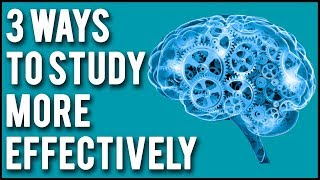 How To Study More Effectively - Study Tips | A Mind For Numbers by Barbara Oakley