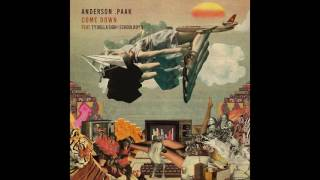 Anderson .Paak — «Come Down» Remix Feat. Ty Dolla $ign & ScHoolboy Q
