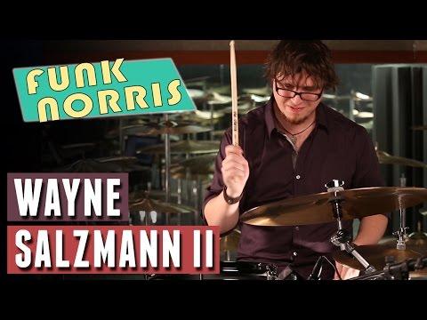 Wayne Salzmann II - 'Funk Norris' (with FREE PLAY-ALONG TRACK)