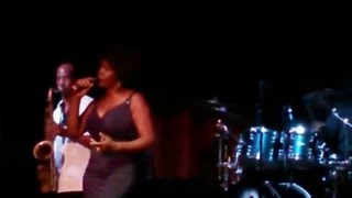 Chandra Currelley performs 'A Night in Tunisia' at St. James Live
