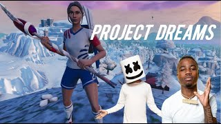 "Fortnite Montage - ""PROJECT DREAMS"" (Marshmello & Roddy Ricch)"