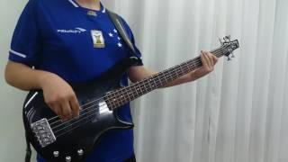 Sarah - Deus esta no controle (cover bass)