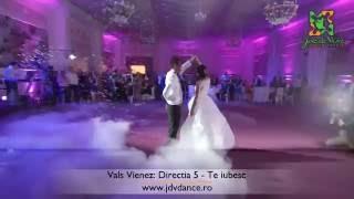 Dansul Mirilor - Te iubesc, Directia 5