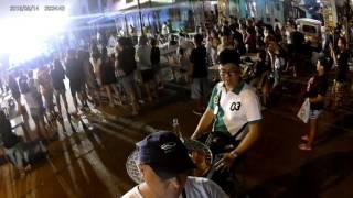 Live Band and street Party 2016 Kalye Malabon Sta Cruz Manila 1