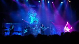 "Axel Rudi Pell live 2010@Z7  ""glory night"" !"