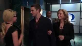 ARROW | Oliver & Felicity - Fast & Furious (Team Arrow)