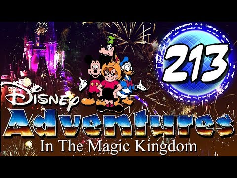Adventures in the Magic Kingdom - Video Review Clásico