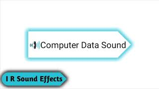 Computer Sound Effects - Copyright Free Sound Effects