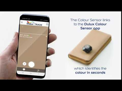 NEW Dulux Trade Colour Sensor (10s)