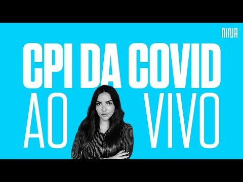 CPI da COVID - Depoimentos de Emanuela Medrades e Francisco Maximiano