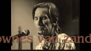 The Townes Van Zandt Project - Part 2 - Pancho and Lefty Remix