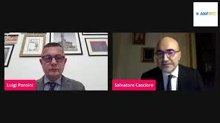 RECOVERY PLAN ITALIA, LE MISURE IN MATERIA DI GIUSTIZIA: L'INCONTRO-INTERVISTA ANF - ANM