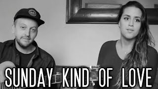 Etta James - Sunday Kind of Love - Music Video (JoLivi Acoustic Cover)