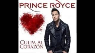 Prince Royce Culpa Al Corazon LETRA