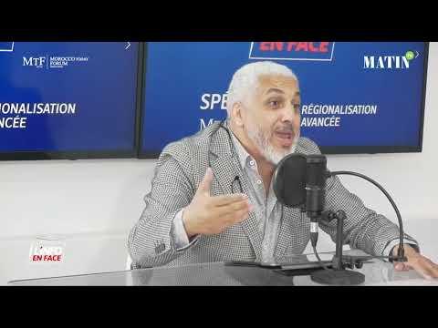 Video : Jamal Belahrach : Une région doit créer de la richesse pour créer de l'Emploi