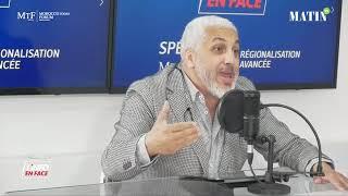 Jamal Belahrach : Une région doit créer de la richesse pour créer de l'Emploi