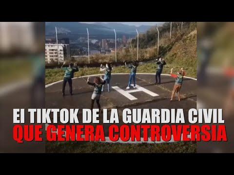 El TikTok de la Guardia Civil que genera controversia interna I MARCA