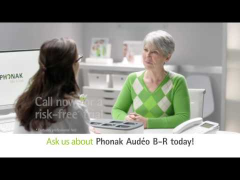 Your Life is full of Sounds — Phonak Commercial 15 sec