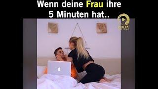 Wenn deine Frau ihre 5 Minuten hat.. | Best Trend Videos