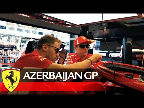 Azerbaijan Grand Prix - What?s going on downtown