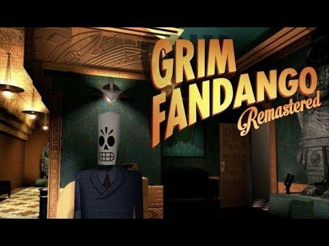 GRIM FANDANGO REMASTERED (PC / PS4 / Vita) - Sección Indie || Análisis / Review Español