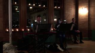 RJ Woessner - For The First Time (John Legend Live Wedding Cover)