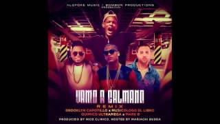 Brooklyn Capotillo ft Quimico, Musicologo & Mark B - Vamo a Calmano (Remix)