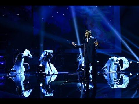 Delia feat. Kaira - Pe aripi de vânt. Marcel Roşca, la X Factor!