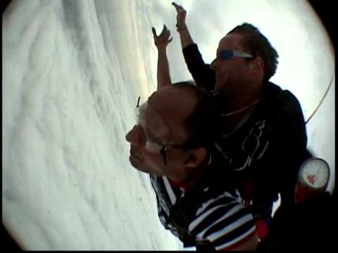 My first Sky Dive from 10000 feet at knysna, South Africa