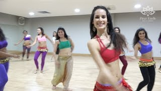 Level 5 Belly Dance @ Fleur Estelle Dance School to Konstantinos Kotoulas (Bellyndas)