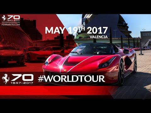 70 Years Celebrations – Valencia, May 19th 2017