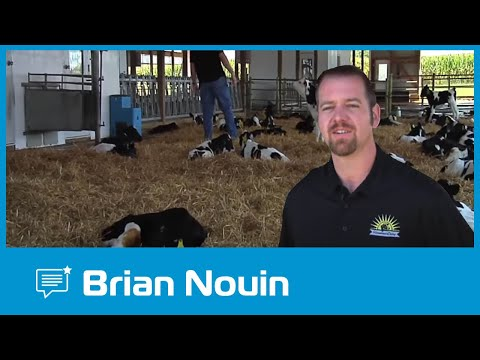 Afimilk - Brian Houin from Homestead Dairy, USA Testimonial