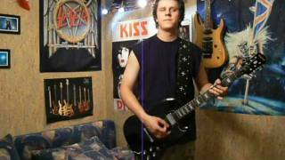 KISS - Deuce (guitar cover)