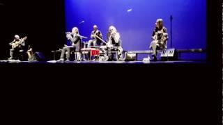 Carlos Núñez en concierto