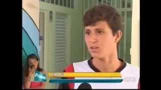Missão Calebe - Paraná TV 1ªedição
