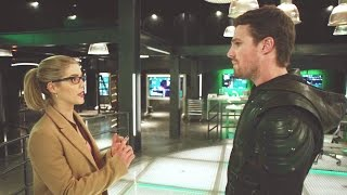 "Oliver and Felicity [5x16] ""I'm worried about you"""